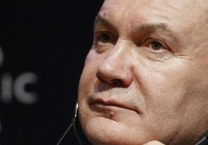 Благодаря реформам в хозяйственной сфере Янукович ожидает рост ВВП на уровне 5%