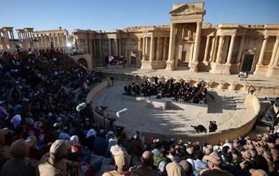 МИД Британии: Концерт российского оркестра в Пальмире – безвкусица