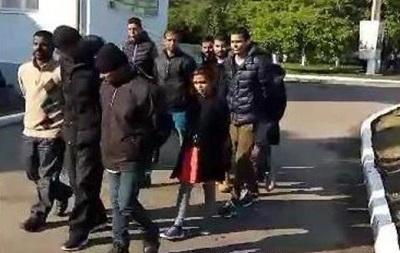 На границе с Венгрией задержали 11 нелегалов