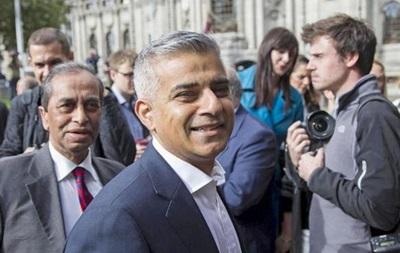 Выборы мэра Лондона выиграл сын водителя из Пакистана