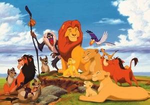 Король лев в 3D возглавил американский прокат