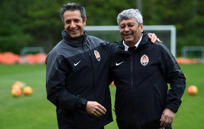 Луческу: Мы создали команду, которая еще долго будет прославлять клуб