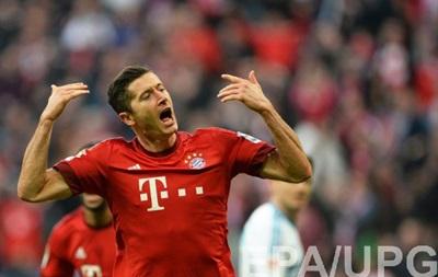 Баварія вчетверте поспіль стала чемпіоном Німеччини
