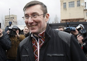 Еврокомиссия - Луценко - Янукович помиловал Луценко - Тимошенко - Соглашение об ассоциации - Освобождения Луценко недостаточно для подписания Соглашения об ассоциации - Еврокомиссия