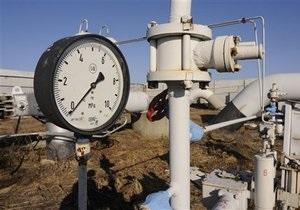 Азаров: Украина будет потреблять газа не более, чем необходимо