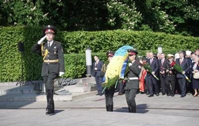 День победы в Киеве 2016