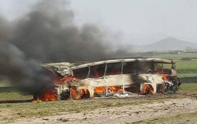 Крупное ДТП в Афганистане: число жертв превысило 70