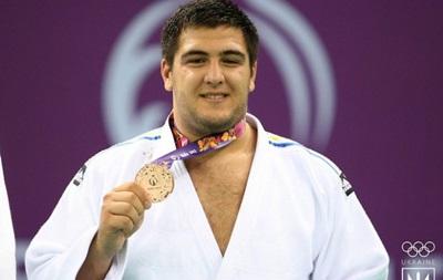 Украинец выиграл золото на турнире Большого Шлема по дзюдо