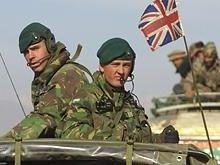 В Афганистане убит сотый британский военнослужащий
