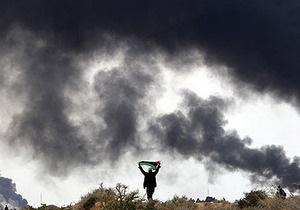 Ливия заявила о 48 жертвах от авиаударов западной коалиции