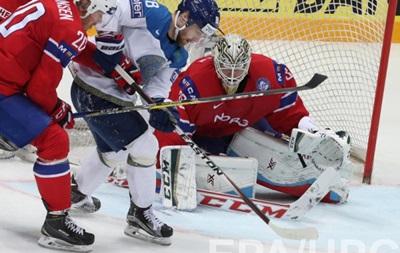 ЧМ по хоккею: Норвегия в сложном матче переиграла Казахстан