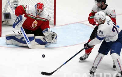 ЧС із хокею: Франція не мала проблем з Угорщиною