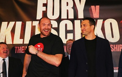 На реванш Кличко - Фьюри продано 90% билетов