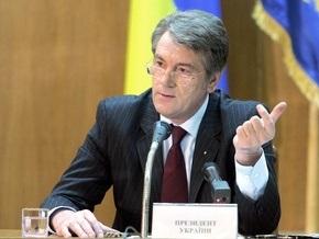 Ющенко: Территория Украины должна быть свободна от любой иностранной армии