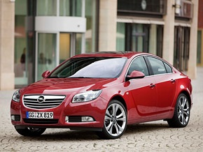 Opel Insignia визнано найпопулярнішим автомобілем в Європі