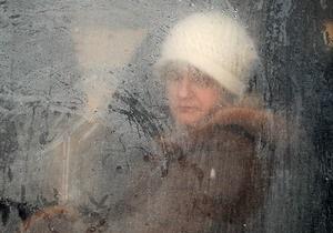 В Украину возвращаются морозы