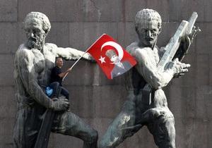 Эрдоган: Власти Турции продолжат строительство на месте парка Гези