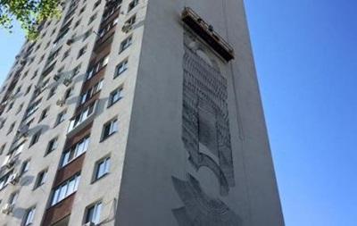 В Киеве появился самый высокий в Европе мурал