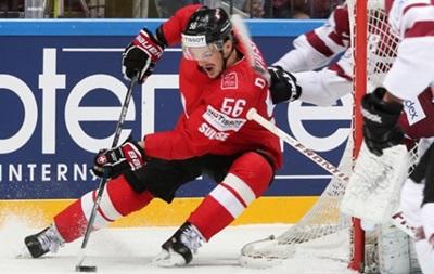 ЧМ по хоккею: Швейцария в драматическом матче вырывает победу у Латвии
