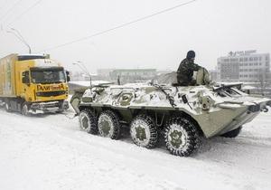 новости Киева - снегопады - Киевляне отсудили  значительные компенсации за весенние снегопады