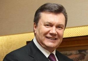 Янукович считает Японию важным внешнеполитическим партнером Украины