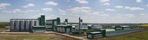 Состоялось открытие солодового завода ЗАО «Оболонь»