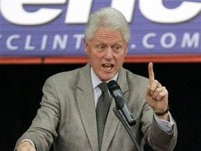 Билл Клинтон заявил о существовании заговора правых против Обамы