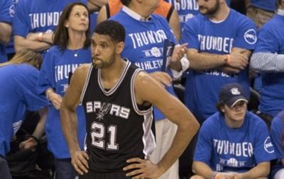 NBA: Оклахома б є Сан-Антоніо і виходить у фінал конференції