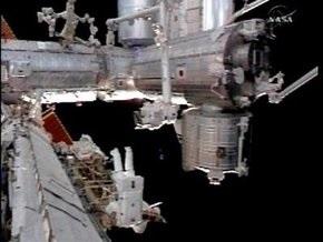Астронавты Endeavour  начали второй выход в открытый космос
