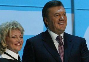 Янукович сократил количество сотрудников аппарата СНБО