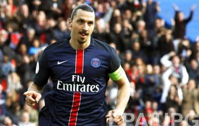 Ібрагімович оголосив про останню гру у футболці ПСЖ