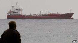 Кипр нашел военный груз для Сирии на судне из России