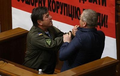 В Раде подрались Вилкул и Тимошенко