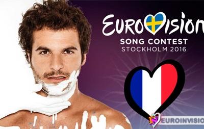 Евровидение 2016: Выступление Франции