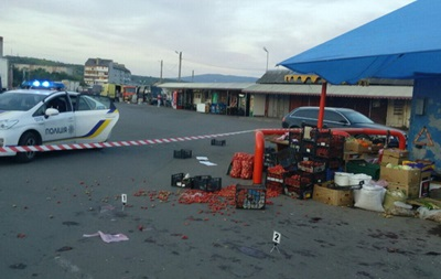 В Мукачево на рынке произошла драка
