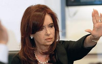 Экс-президента Аргентины обвинили в мошенничестве