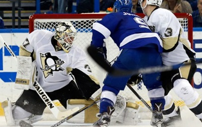 НХЛ: Тампа-Бэй обыграла Питтсбург