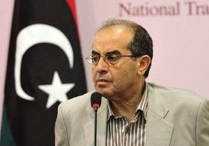 ПНС Ливии не договорился о составе нового кабинета министров