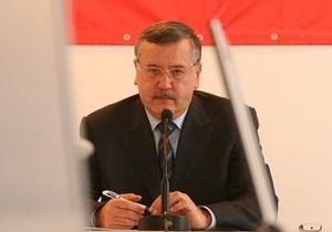 Гриценко: Украина избрала не лидера, а должностное лицо