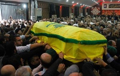 Хезболла обвинила джихадистов в убийстве ее командира