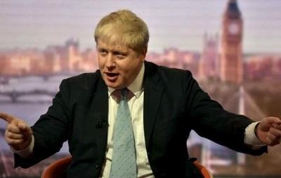 Экс-мэр Лондона сравнил действия руководства ЕС с планами Гитлера