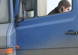 СМИ: Молдавские водители боятся  украинской мафии , которая орудует в Праге