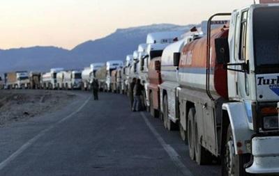 Украина запретит проезд фур весом более 40 тонн