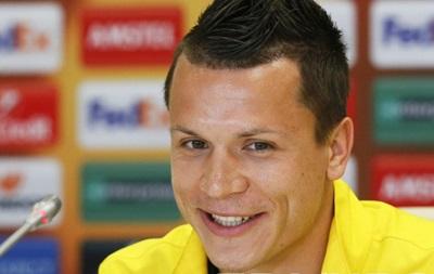 Коноплянка: Ярмоленко в чемпионате Украины бегает уже на одной ноге
