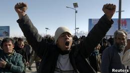 В Кабуле убиты два офицера НАТО после ссоры в МВД
