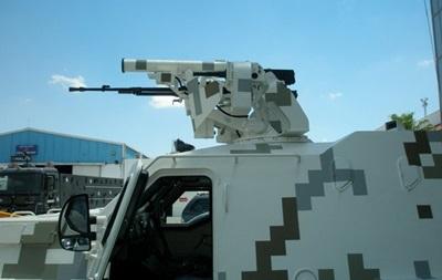 Киевский завод разработал пулеметно-гранатометный модуль