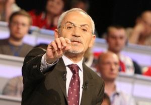 Интер закрыл спортивное реалити-шоу Шустера
