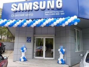 Samsung открыл сервис-центры премиум-класса во всех крупнейших городах Украины