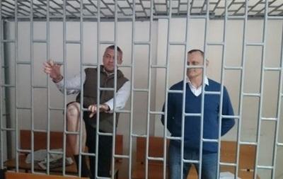 Карпюк та Клих виступили з останнім словом у Чечні
