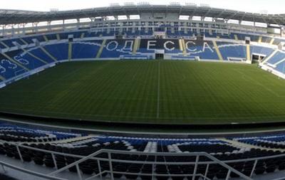 Франков: УЕФА допустил  Одессу к принятию международных матчей
